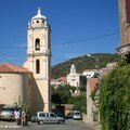 A Cargèse les deux églises se font face