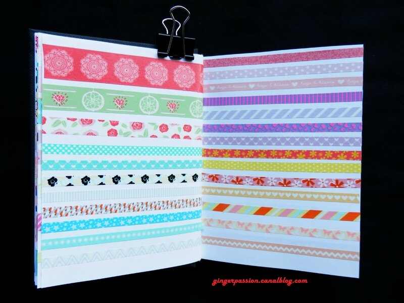 Collection Washi tape page 6
