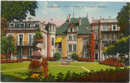 Виши (Vichy) - достопримечательности, описание, путеводитель