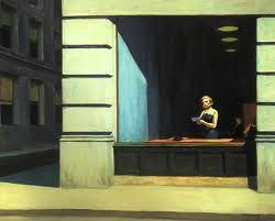 Edward Hopper, New York Office