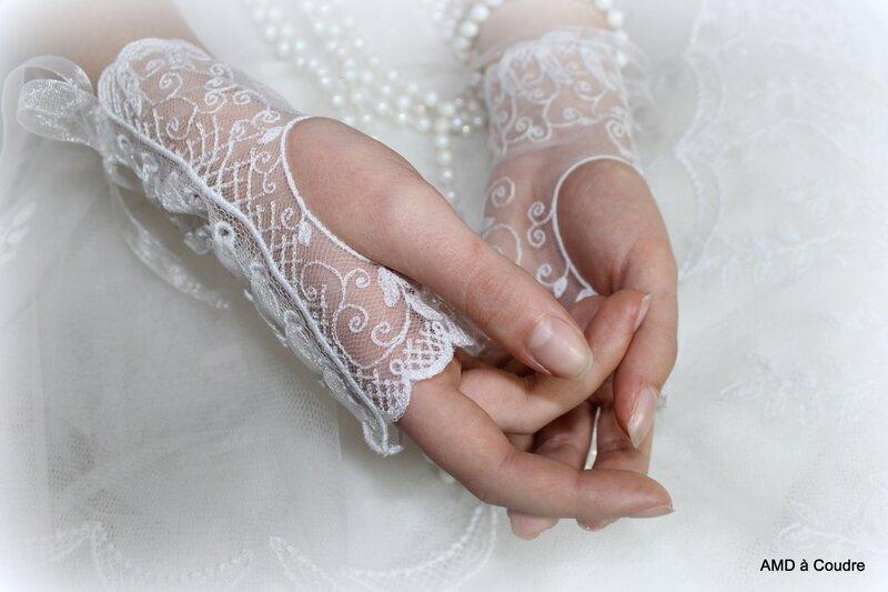 GANTS DE MARIAGE DENTELLE BLANCHE BY AMD A COUDRE (9)