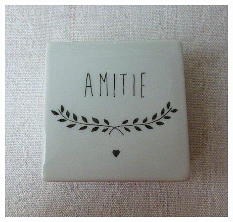 boite amitie