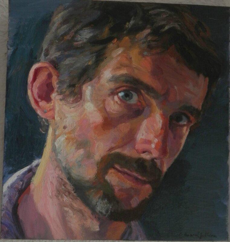 Autoportrait A-Jullien