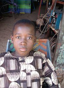 côté droit garagiste mécanicien MOPTI Mali