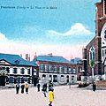 FOURMIES-Place de la Mairie