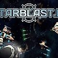 Starblast : un jeu d'action lancé en novembre 2017 !