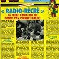 Pif le chien à radio-récré