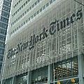 Le new york times à l'heure du numérique: entre renouveau et fragilité