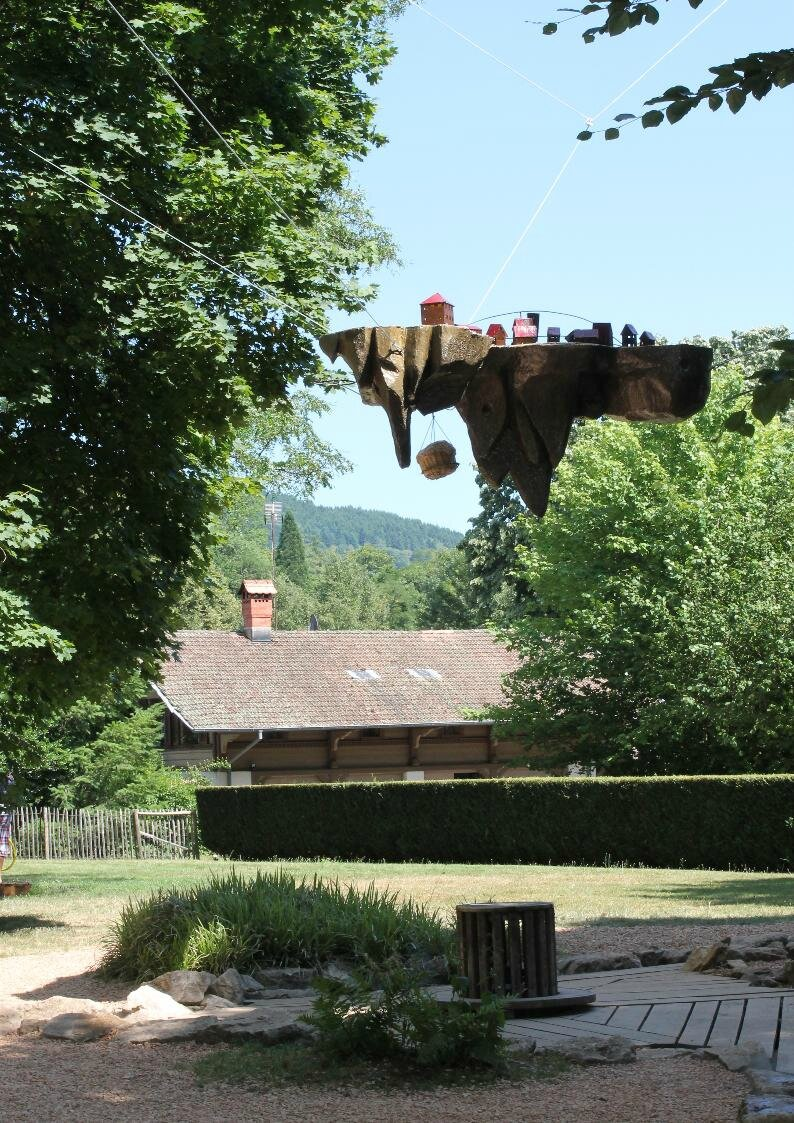 Les Jardins de Gulliver ... extraordinaires pour les enfants aussi !!!