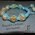 bracelet océanie