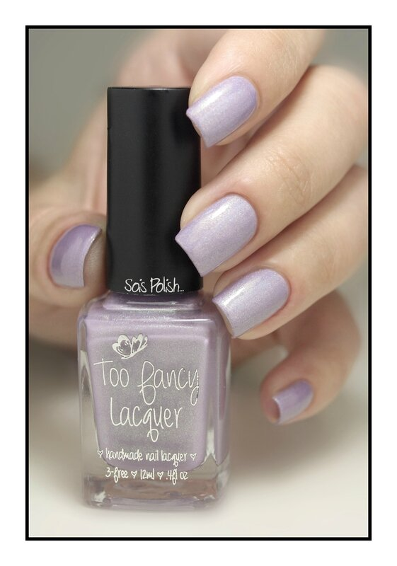 Too Fancy Lacquer Sois Polish