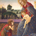 Botticelli's Rockefeller Madonna to be Sold at TEFAF Maastricht