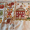 Automn in quilt -épisode 3