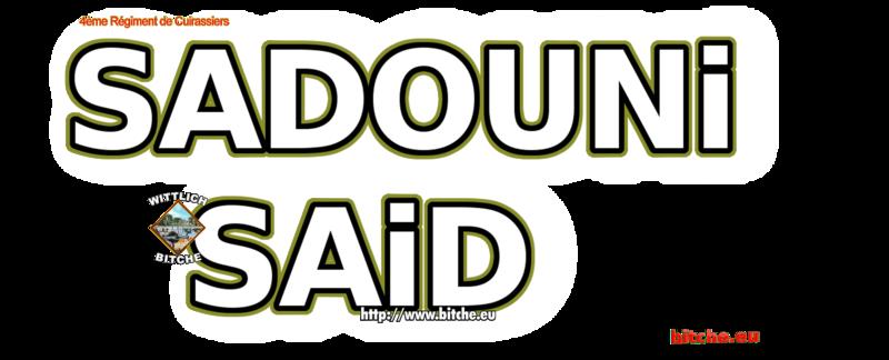 ♞ Cuirassier SADOUNi SAiD 79-08