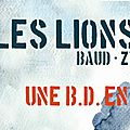 Les lions de Maczek - une BD en souscription