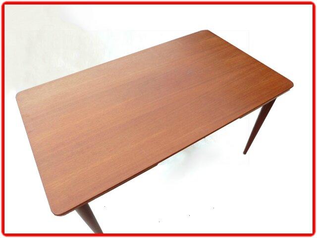 table vintage design scandinave teck