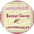 BAUME DOUCEUR LEVRES CACAO