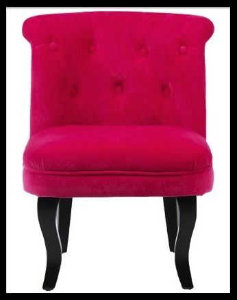 fauteuil crapaud velours rose rendez vous d co le blog de moon. Black Bedroom Furniture Sets. Home Design Ideas