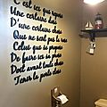 Poeme wc ....