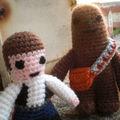 Chewbacca & HanSolo - Eté 2010