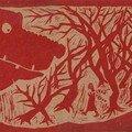 LE MUSEE DE LA MOUFLE. livre de Noémie Marsily et Carl Roosens