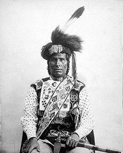 1894___Membre_tribu_terre_blanche_Ojibw_