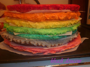 rainbow cake 4