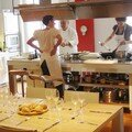 Apprendre  cuisiner avec un grand chef