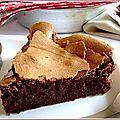 g'ateu chocolat Toblerone noir