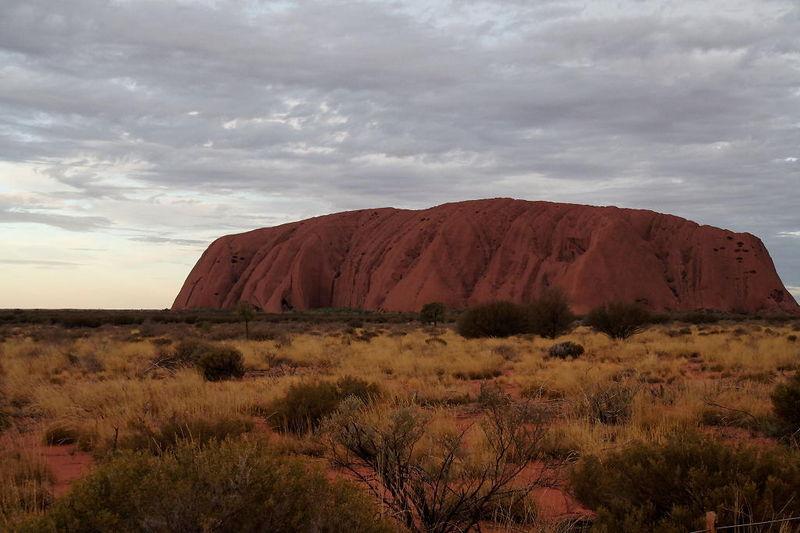 Centre rouge australien