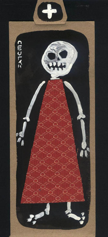 skeletdress
