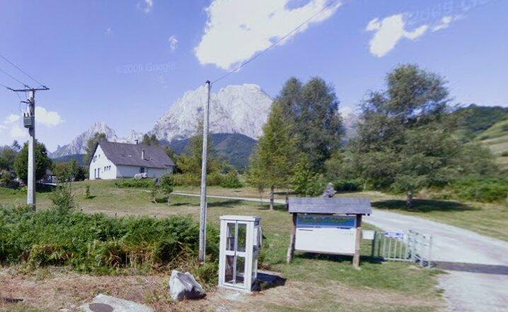196,6km (bivouac au camping du Lauzart de Lescun)