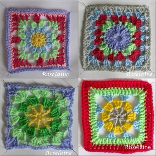 Simply Crochet Granny Aout