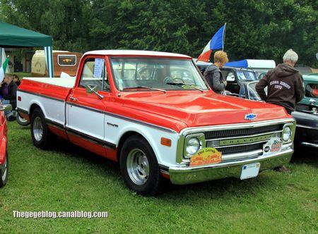 Chevrolet C10 custom de 1970 (Retro Meus Auto Madine 2012) 01