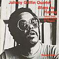 Johnny Griffin Quartet - 1973 - Blues For Harvey (SteepleChase)