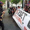 Manifestation pour l'anniversaire du panchen lama