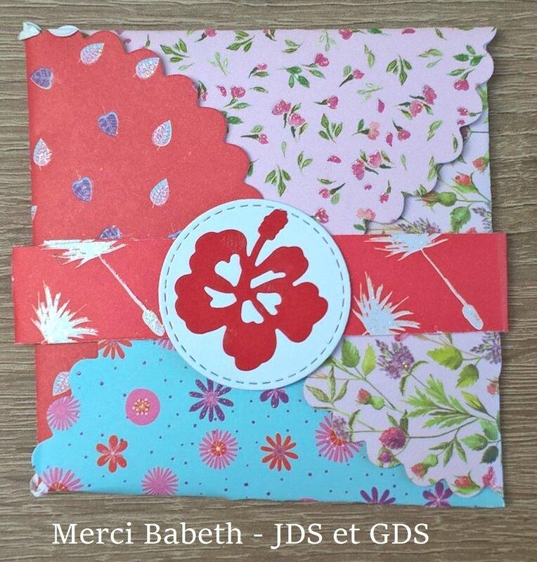 Babeth JDS GDS 2017 bis