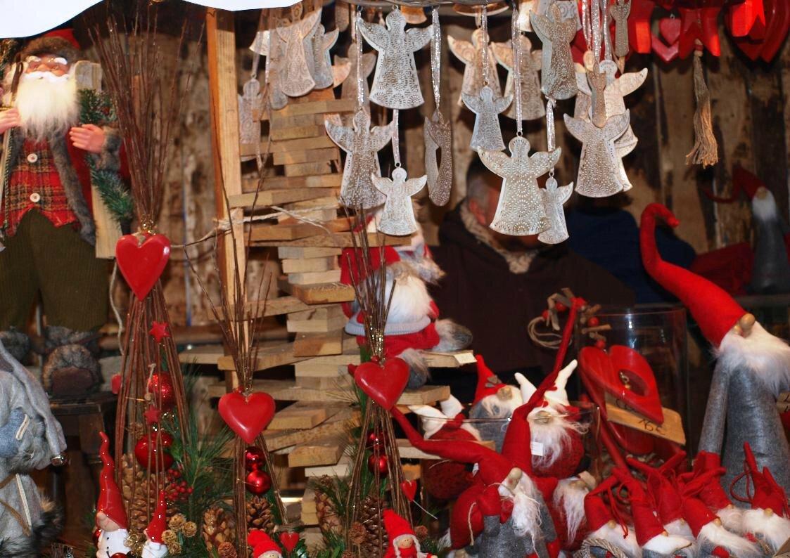 Au marché de Noël de Ribeauvillé 1