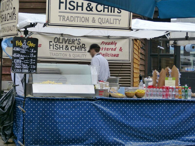 FISH AND CHIPS A CT