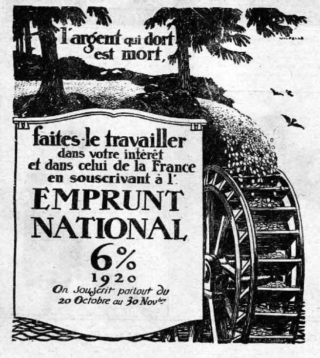 Emprunt 6% 1920
