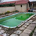 Projet terrasse composite pour piscine