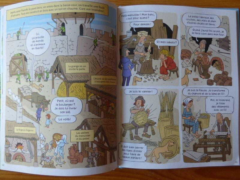 Le Moyen Age en BD (2)