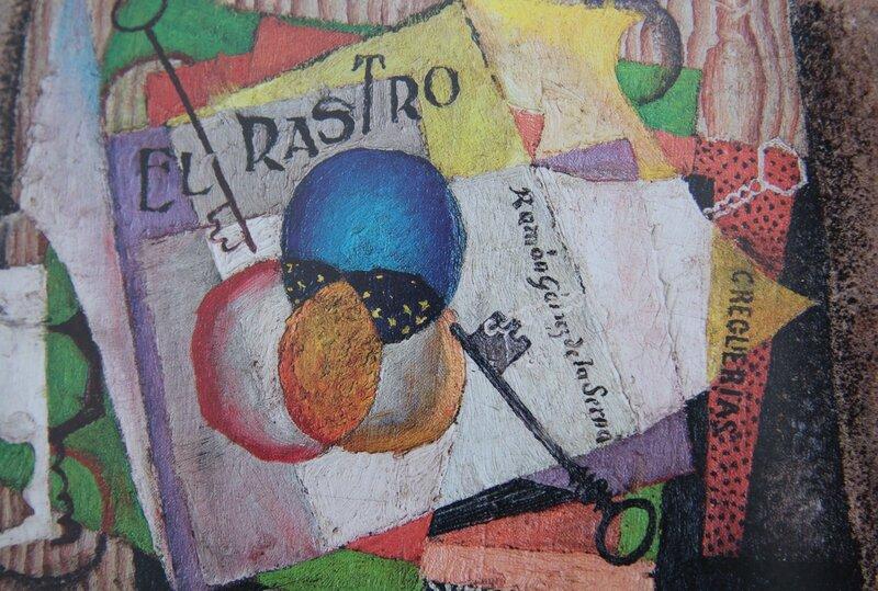 Diego Rivera 1915 Le marché aux puces