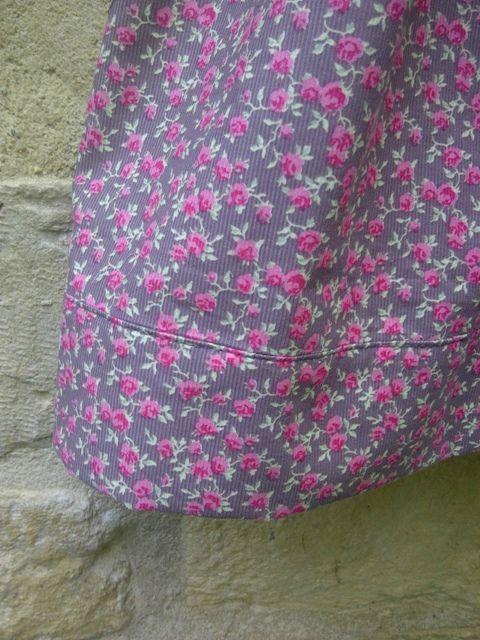 Robe froncée (3)