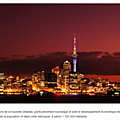 AUCKLAND - HISTOIRE 1