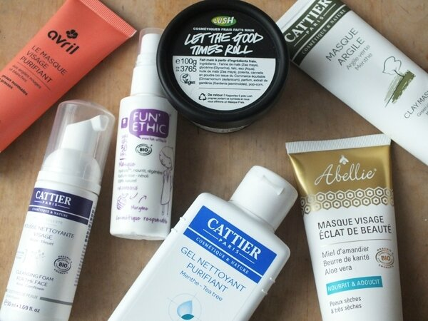 8 Masques Visage Cruelty Free