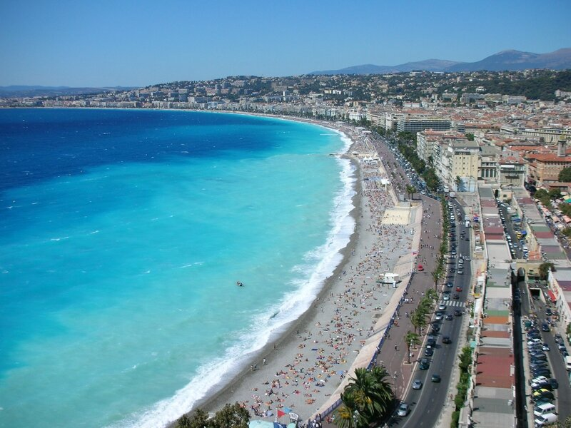 Nice-seafront