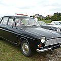 FORD Taunus 12m P4 berline 4 portes 1964 Hambach (1)