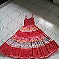 1 robe longue = 1 sarouel