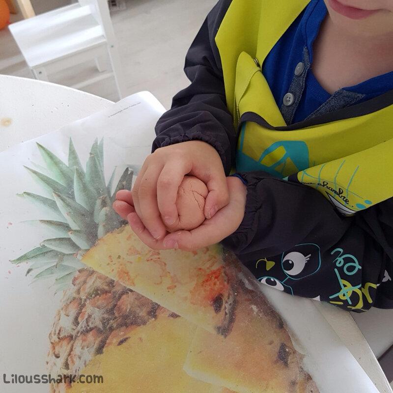 herisson en pomme de pin bois lilousshark tuto diy